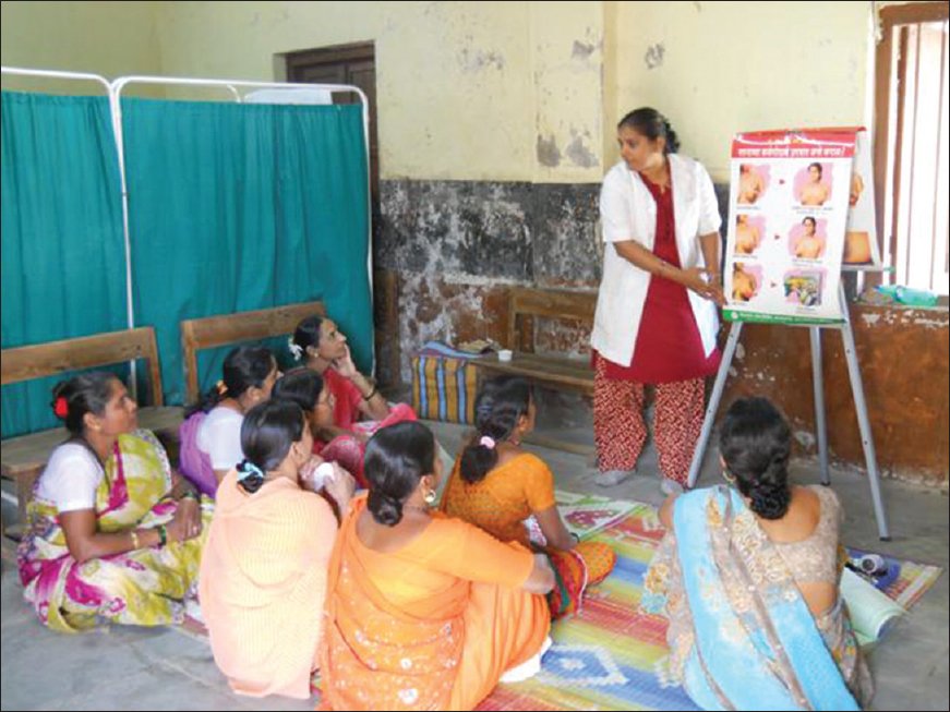 Figure 3: Community-based Health Education Program
